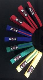 Faixas Taekwondo MCM
