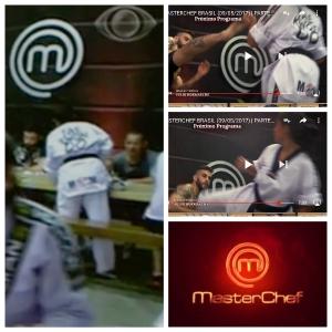 Artes Marciais no MasterChef Brasil